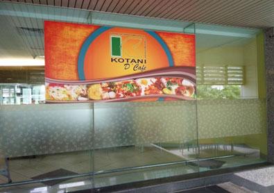 Kiosk KOTANI, Wisma Tani Putrajaya